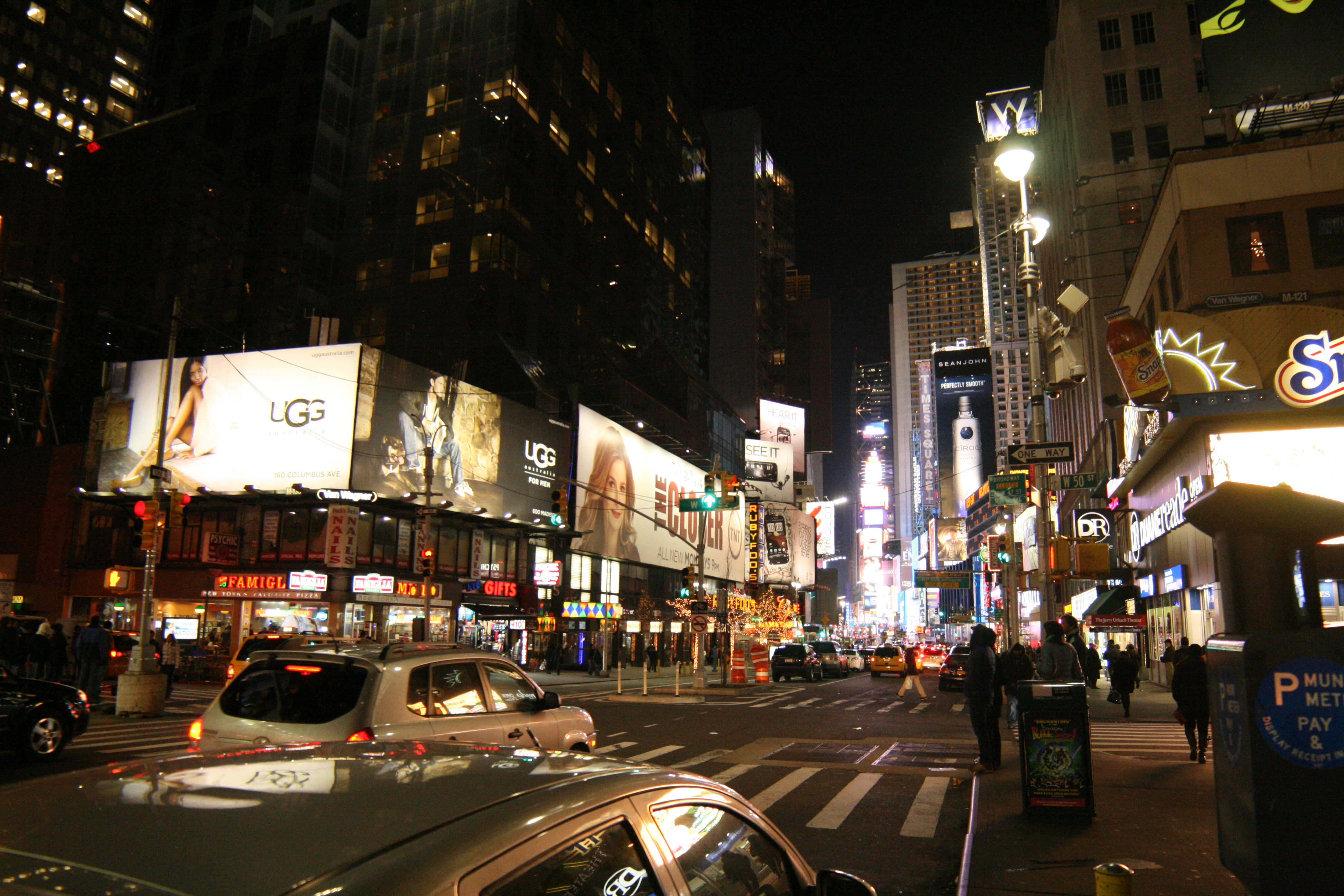 Time Square 11/12/2012