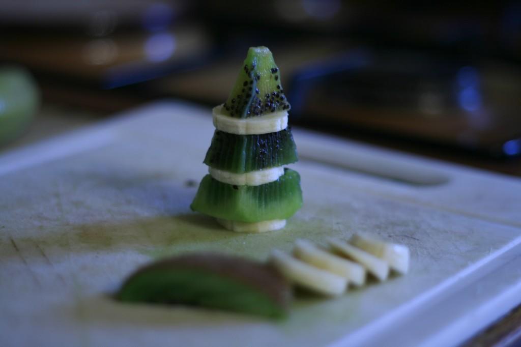 Sapin Kiwi Banane 1ère - 22/12/2012
