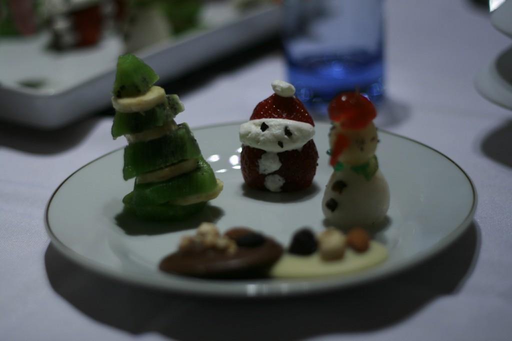 Desserts de Noël - 24/12/2012
